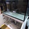 準備中のオーバーフロー水槽[ペットバルーン・大阪府・ADA・中古引き取り(回収)・中古買取・水槽】