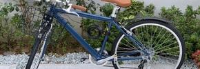 クロスバイク cyma primer を買った