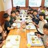 5年生:林間学習2日目② 朝食