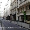 パリ1区CLAUSで朝食を