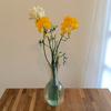 コンパクトな花瓶 D-BROSのフラワーベースを購入しました