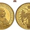 オーストリア1885年インスブルック射撃祭 4ダカットメダル