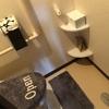 【トイレ収納】床にものを置かない!100均で浮かせる収納テク!サニタリー用品もすっきり♪