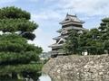 念願の国宝「松本城」ライトアップと共に撮ってきました☆
