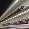 LEDテープライトで鉄道模型ディスプレイをもっとキレイに!
