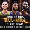 All-NBA Teamが発表!スパーズの選手は?