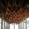 隈研吾さん設計『宝積寺駅』に近代建築と和の素朴な感動を頂いてきました