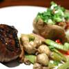 肉と魚と野菜と。
