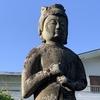 【多摩の仏像】八王子の大久保長安の陣屋のあった町で信仰された石仏の五智如来様はなんと立像で、しかも、あだ名はとうもろこし地蔵!