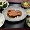 西川口の「あおき食堂」であこう鯛煮定食を食べました★