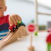 「おもちゃ箱」買ったら子供達は片付けするの?おしゃれな3つの収納棚!