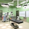 子宮鏡下手術で粘膜下筋腫を切除した後に高熱が出て1週間入院