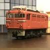 国鉄 EF81形 交直流電気機関車 ローズピンク