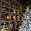 東京駅近!KITTEホワイトクリスマスツリー