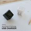 Cheero、Qualcomm Quick Charge 3.0対応ACアダプター「cheero USB AC Charger QC3.0 ACアダプター」をAmazonにて発売開始。