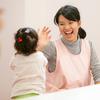 【東京都 羽村市(羽村駅)】 8:30~17:00または9:00~16:30固定時間勤務・子育て中のお母さんも歓迎している認可保育園での1歳児クラス保育士補助の求人です