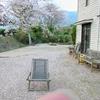 桜の庭の喫茶店!【コーヒーハウス リンデンバーム】@奈義町