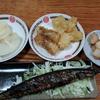 秋刀魚とリンゴ