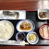 ランプの宿 青荷温泉の川菜定食