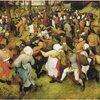 ブリューゲル 「婚宴の踊り」 人間を家畜としている真の支配者