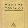 JEAN LORRAIN『MADAME MONPALOU』(ジャン・ロラン『モンパルー夫人』)