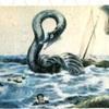 伝説の巨大ウミヘビ・・・シーサーペントを探す!