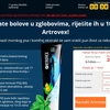 Krema Artrovex - recenzije, cijena, mišljenja, radovi, ljekarna, Amazon, forum