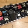 MONO Taka's pedal board