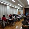自治会活動(24)      自治会及び各種団体役員の懇談会