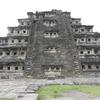 エル・タヒンのピラミッド観光(メキシコ)