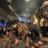 上野・国立科学博物館「大哺乳類展2」/剥製がいっぱい