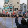 地球の恥さらし & 差別デモに反対する意思表示 Racists & Anti-Racists in Akihabara,Tokyo