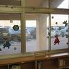 大放課の図書館 12月の掲示に&図書館クイズ