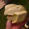彩工家パトレイバー零式 1/8ヘッドモデル道/9+アオシマ雑談。