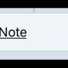 Create Note