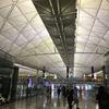 香港国際空港発着の飛行機全便欠航に・・・