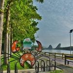 「ヴィエン トン ホテル(Vieng Thong Hotel)」~クラビでの最初の1泊はクラビタウンに宿泊!!