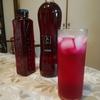 赤紫蘇ジュースの季節