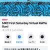 MRC東京 ヴァーチャルラッフルラン!
