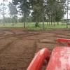 タイ東北部イサーン地方のトラクターによる田起こし工程を紹介します。
