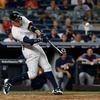野球のスイング中のパワー(体幹の筋群の大きな筋活動を維持するため、股関節から発揮する下肢のエクササイズを強調させる必要がある)