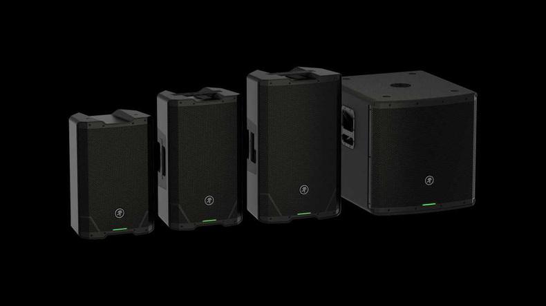 MACKIE.が上位機種の最新機能と操作性を備えたパワード・スピーカーSRTシリーズを発表