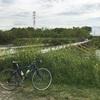 ご近所サイクリングはクロスバイクで! 越辺川の沈下橋『八幡橋』を見に行くサイクリング