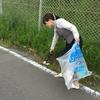 今週もまた周辺清掃を行いました
