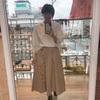 ピオレでファッションチェック!