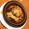 【グルメ】深夜のデニーズで食べたハンバーグカレードリア(^^)