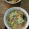 太麺と細麺…