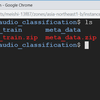 Audio Classification using AutoML Vision