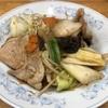 12月の期間限定に誘われてぎょうざの満洲で三保野ポークの肉野菜炒めを頂く!