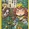 小人と動物たちの、森の中の日常『ハクメイとミコチ』の話